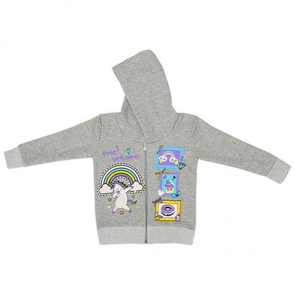 casaco conjunto feminino unicornio ref4073
