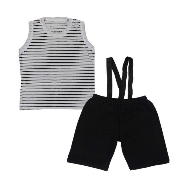 conjunto blusa shorts com suspensorio ref79219 5