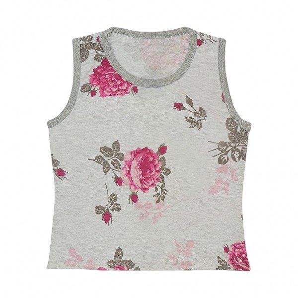 regata mescla claro flor pink
