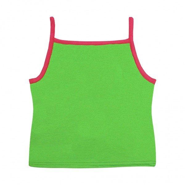 blusa alcas verde friso pink