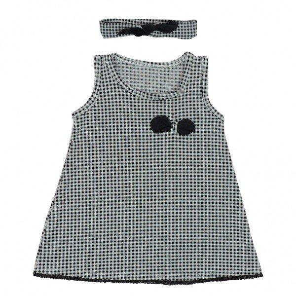 big0499 vestido faixa
